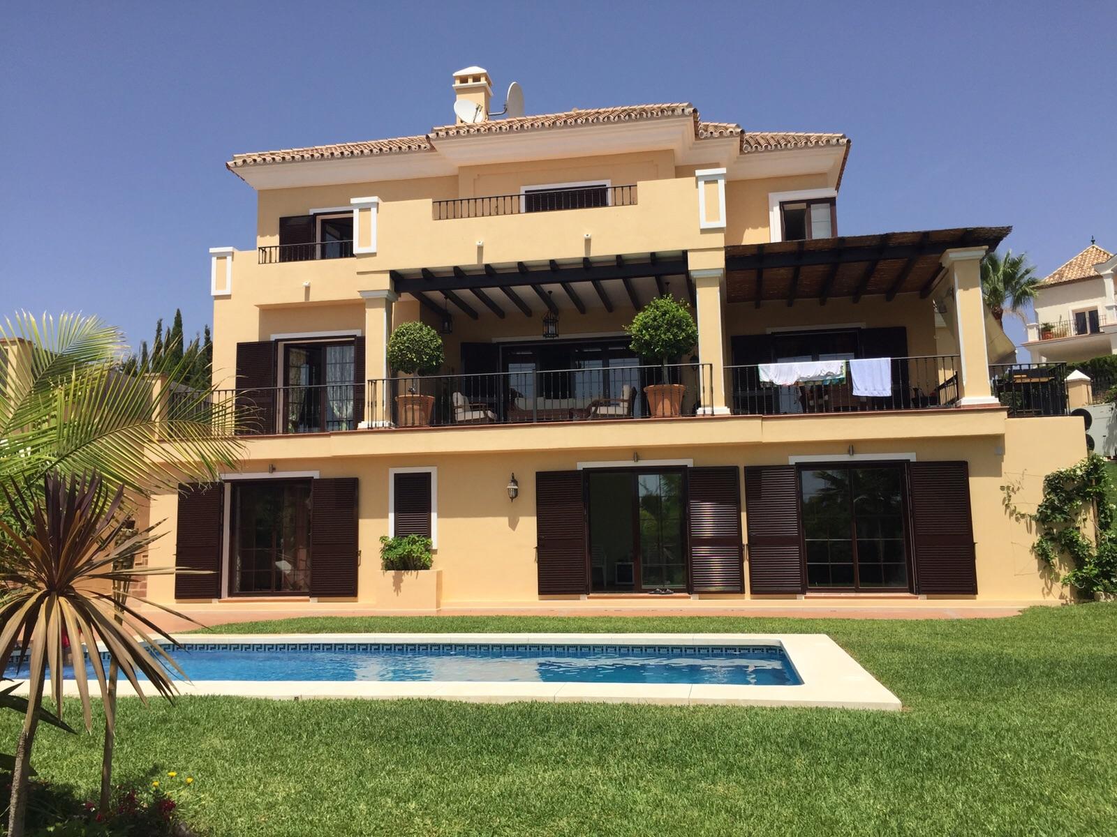 El Rosario Villa for Sale in Marbella