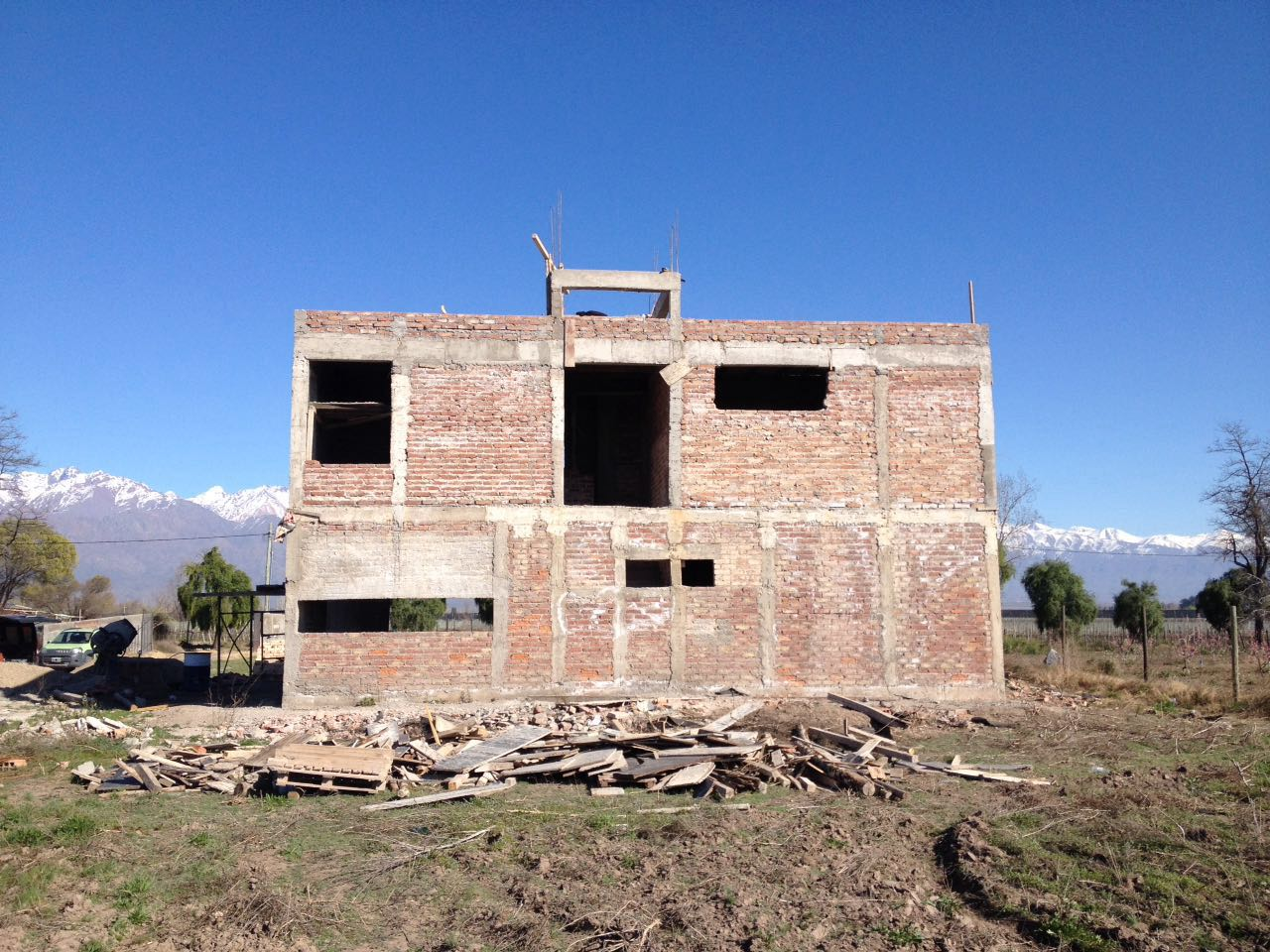 Property for Sale, Argentina, Cuyo, Vista Flores, Land & Villa 20483