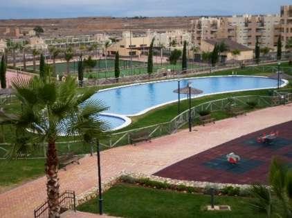Second Floor Apartment for Sale in La Tercia Apartments
