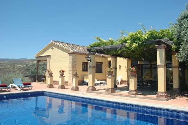 4 Bedroom Finca Lechin for Sale in Granada Province