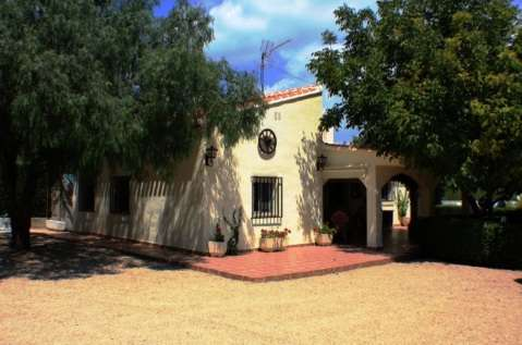Spanish Finca for Sale in Ontinyent