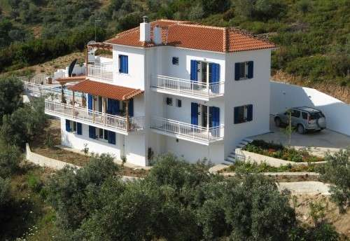 Villa Jasmin for Sale in Greece
