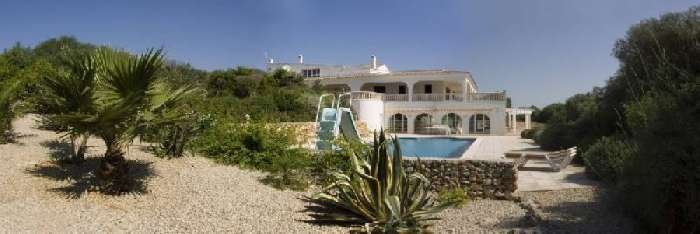 Villa Santa Rosa for Sale in Menorca