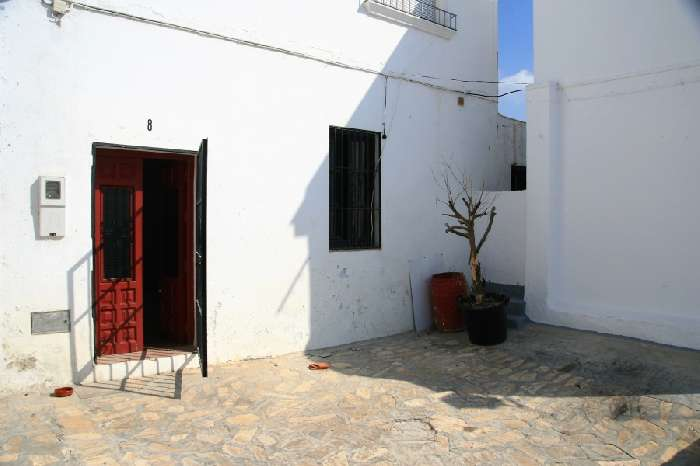 Old Townhouse in Salobrena