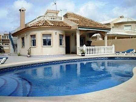 Villa for sale in Estrella del Mar