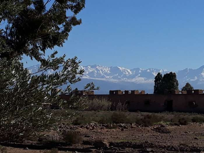 Plot of Land for Sale in Marrakesh