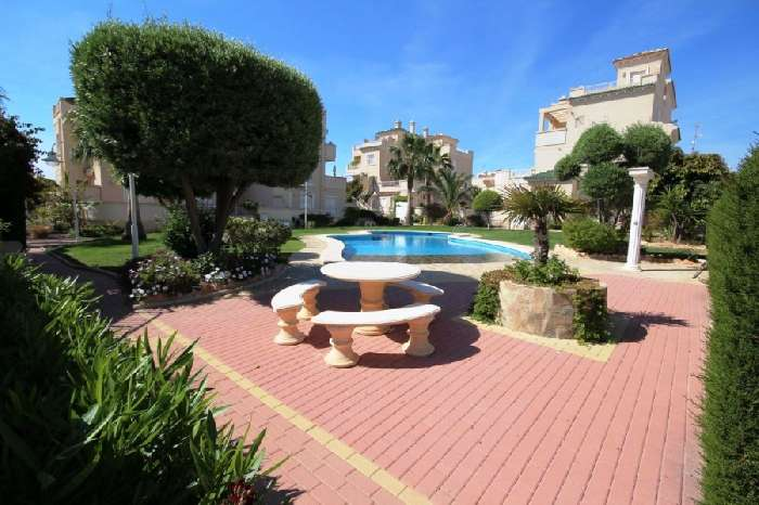 Ground Floor Apartment for Sale in Miraflores V Alicante Spain