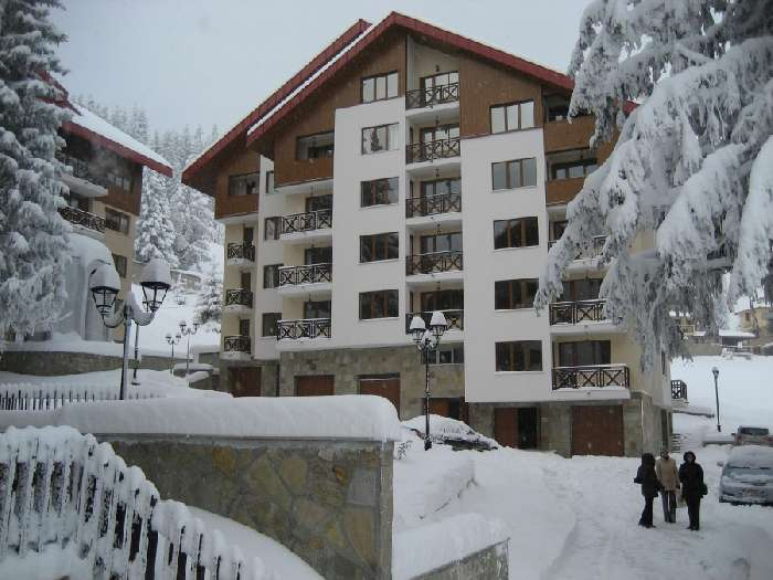 Lucky Pamporovo Complex
