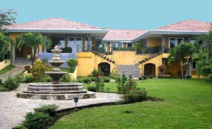Large Estate, San Juan, Costa Rica