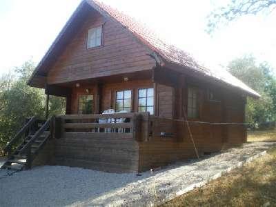 Log Cabin, Alcaria