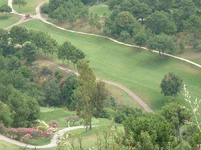 Land on Golf Course