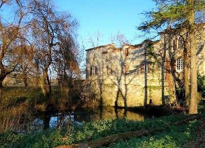 Moulin de Couzen for Sale in South West France