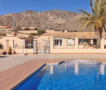 Cave House for Sale in Alicante